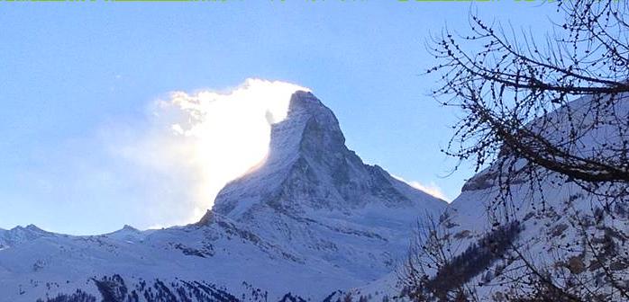 The Alpine Trinity - Part 2 of 3 : The Matterhorn/Zermatt