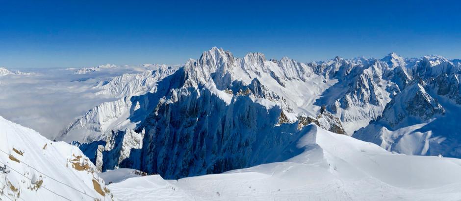 The Alpine Trinity: Part 3 of 3 - Mont Blanc/Chamonix