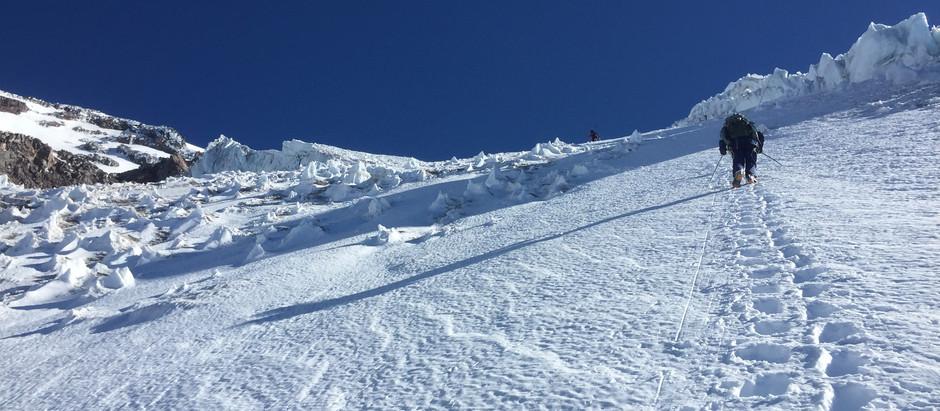 Kautz Glacier Route, Mt Rainier