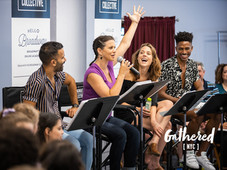 Vocal Coaching panel for The Broadway Collective in NYC
