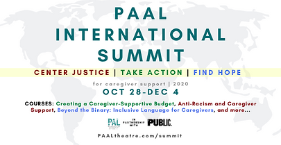 PAAL INTERNATIONAL SUMMIT 2020 -- 580 x