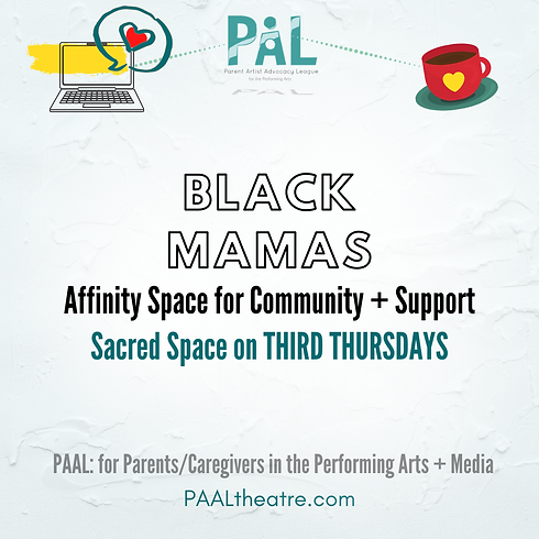 Affinity Space on Third Thursdays: Black Mamas