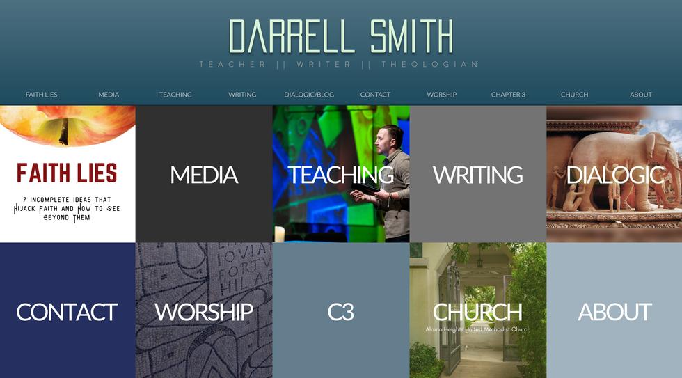 Darrell Smith | Author