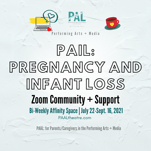 PAIL: Pregnancy and Infant Loss | Affinity Space