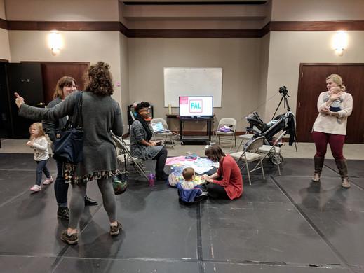 Boston Launch: Motherhood, Breaking the Silence