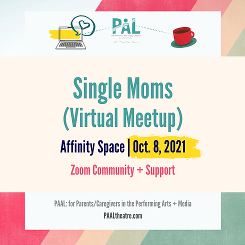 Single Moms - Monthly Virtual Meetup