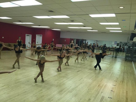 Private Workshop at One Broadway The Dance Center in Hershey, PA