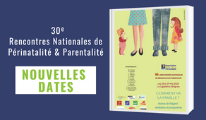 Nouvelle date Rencontres Nationales 2021