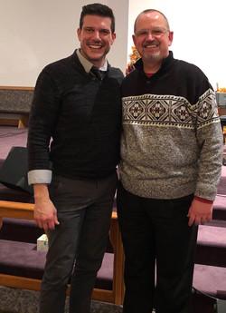 Pastor Dave Edwards