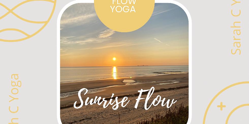 Sunrise Yoga Flow