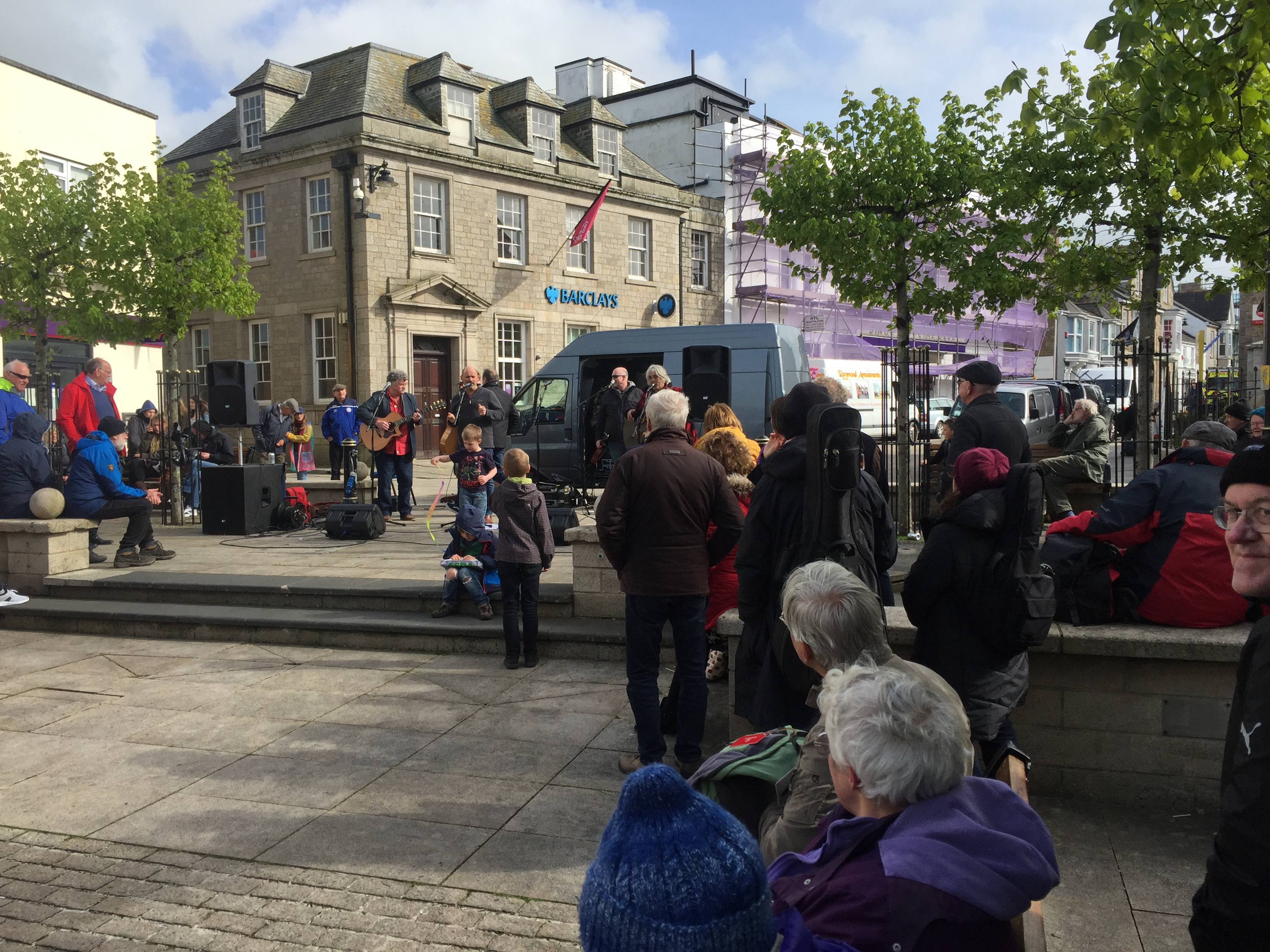 TREVITHICK DAY CAMBORNE 2019