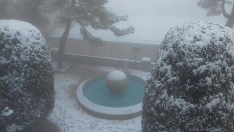 на горе Титано в Сан Марино