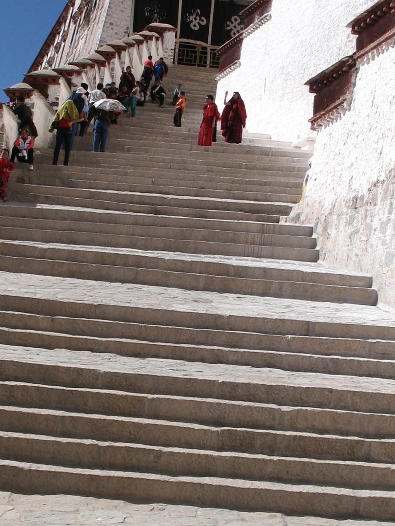 лестница Поталы