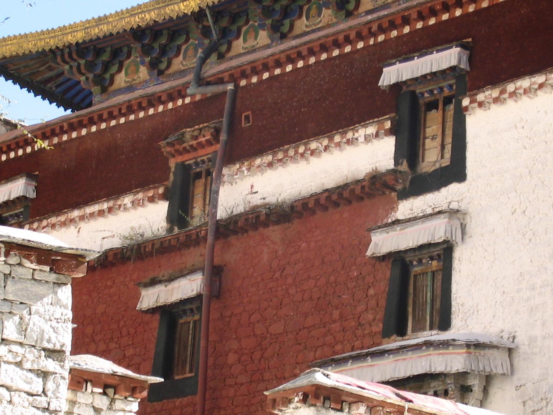 монастырь Сэра близ Лхасы