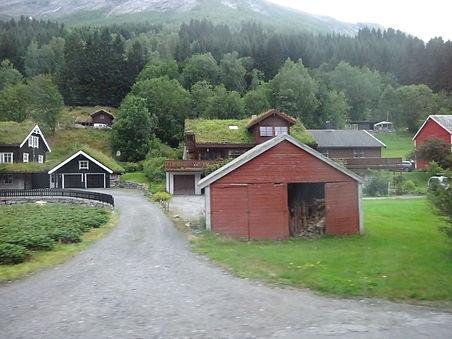 норвежские дачи