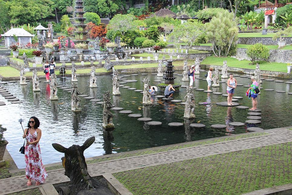 водные храмы Бали