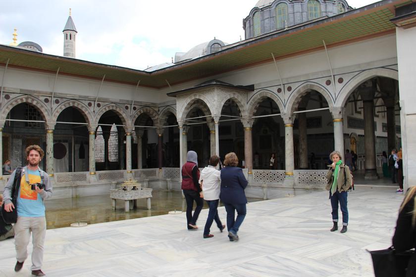 Гарем султана