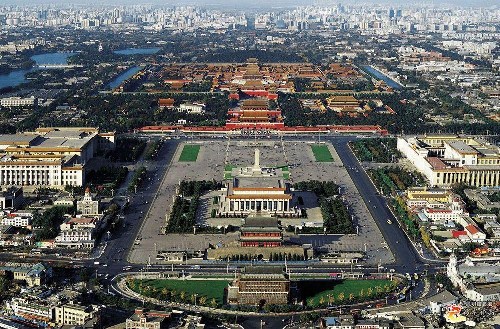 Тяньаньмэнь и Запретный город
