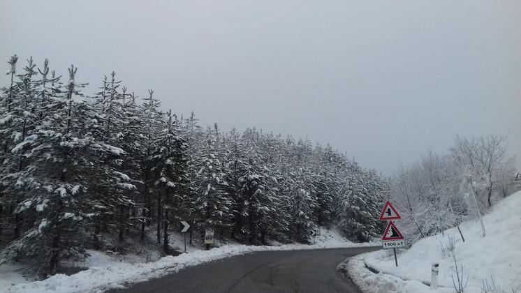 зимняя Италия