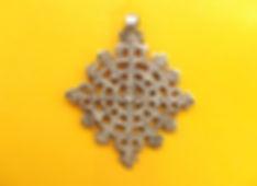 эфиопский крест
