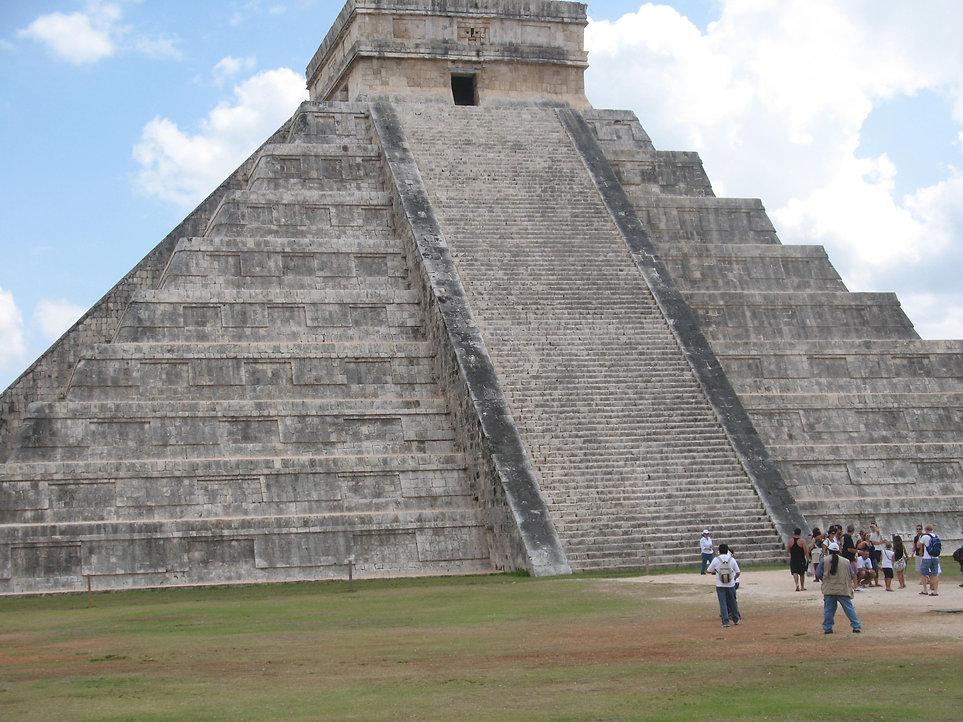 пирамида чичен-итцы