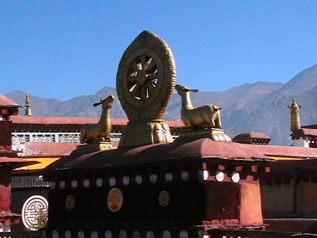 символ буддийской веры