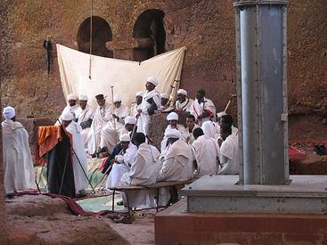 эфиопские православные