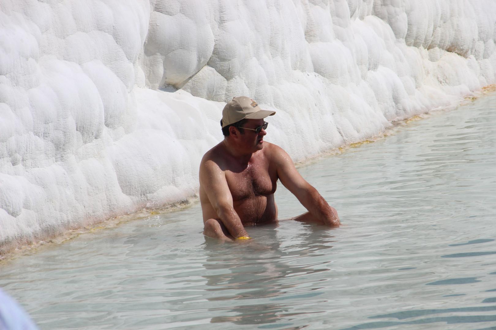 Ванна в Памук-Кале