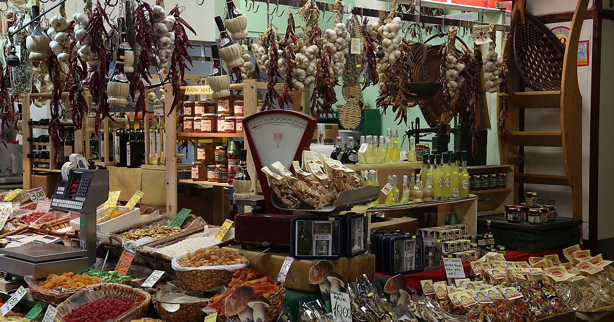 флорентийский рынок