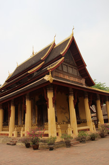 лаоский храм