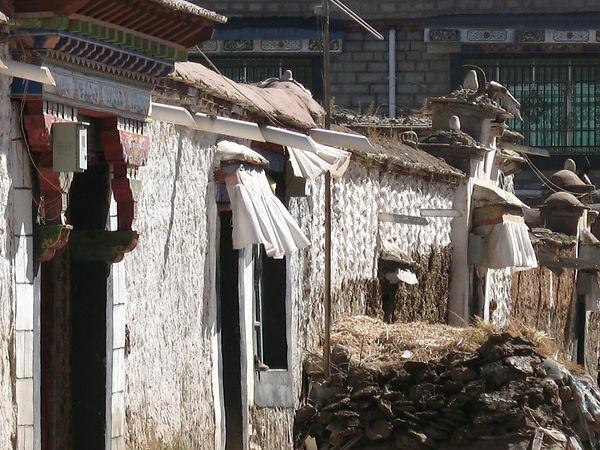 тибетский дровеник