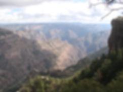 медный каньон впечатляет