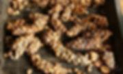 зерна кофе в каловых массах