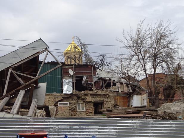 а это старый Тбилиси как есть