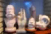 фигурки из свиного сала