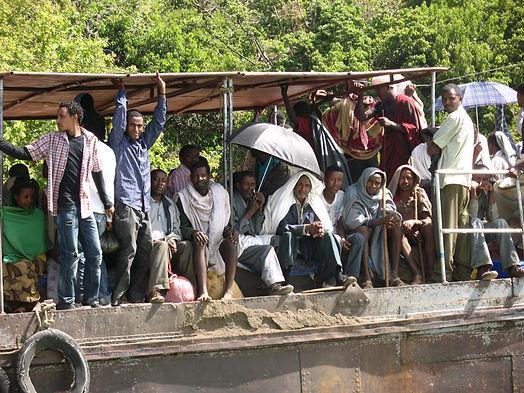 эфиопы не негры