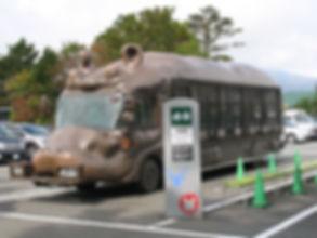 автобус для сафари