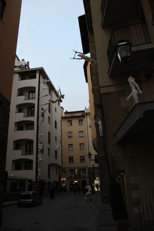 улица в флореции