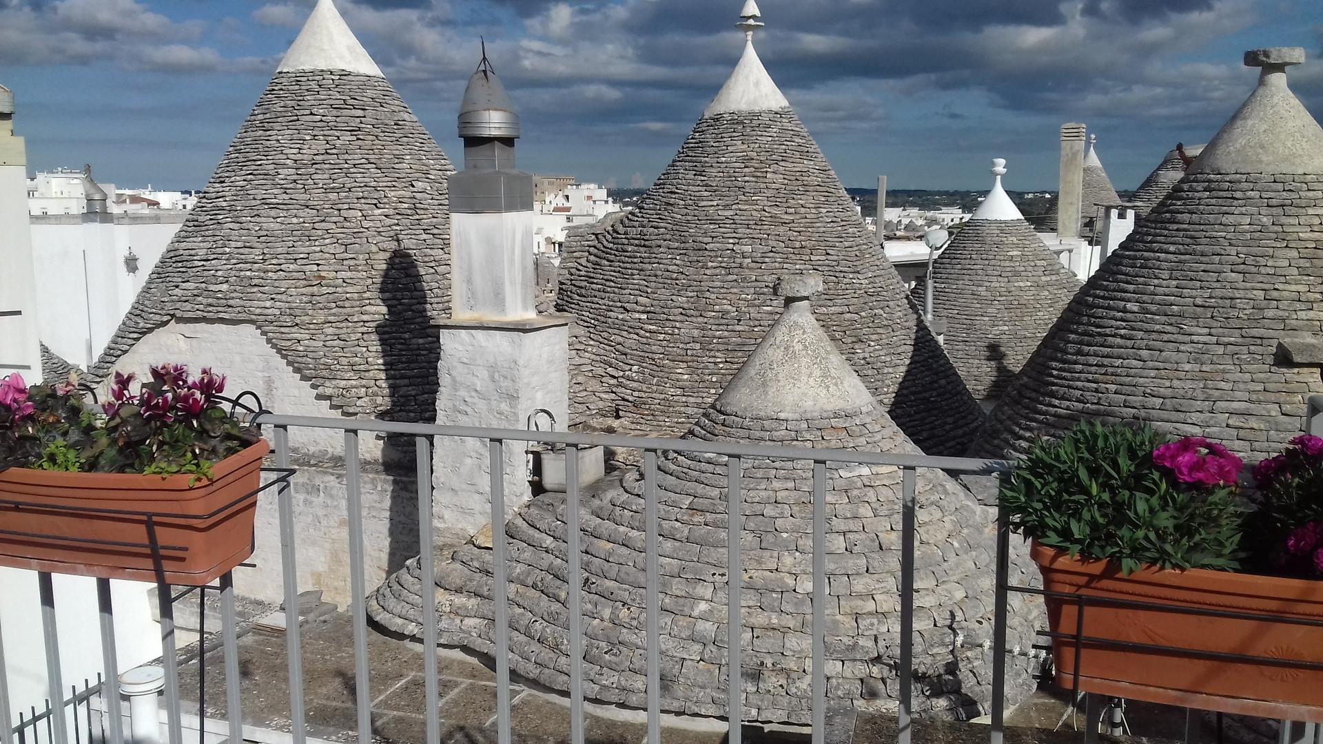 крыши трулей