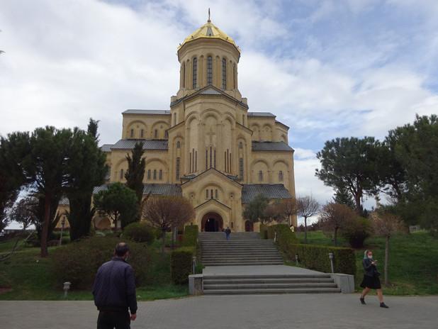 главный храм Грузии