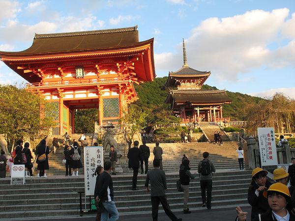 синтоистские храмы японии