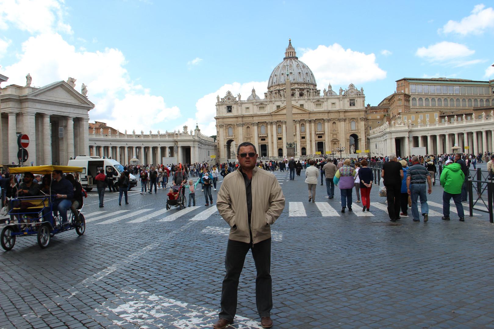 площадь собора