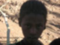 эфиопская девочка
