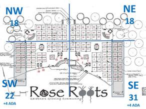 Rose Roots Community Plot Love