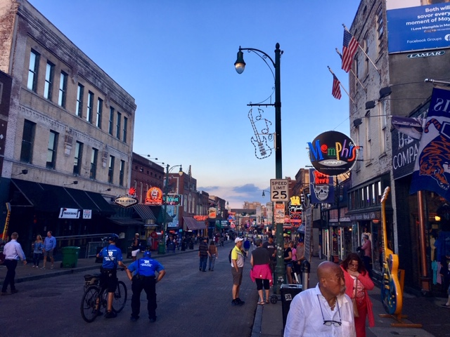 Memphis - street 1