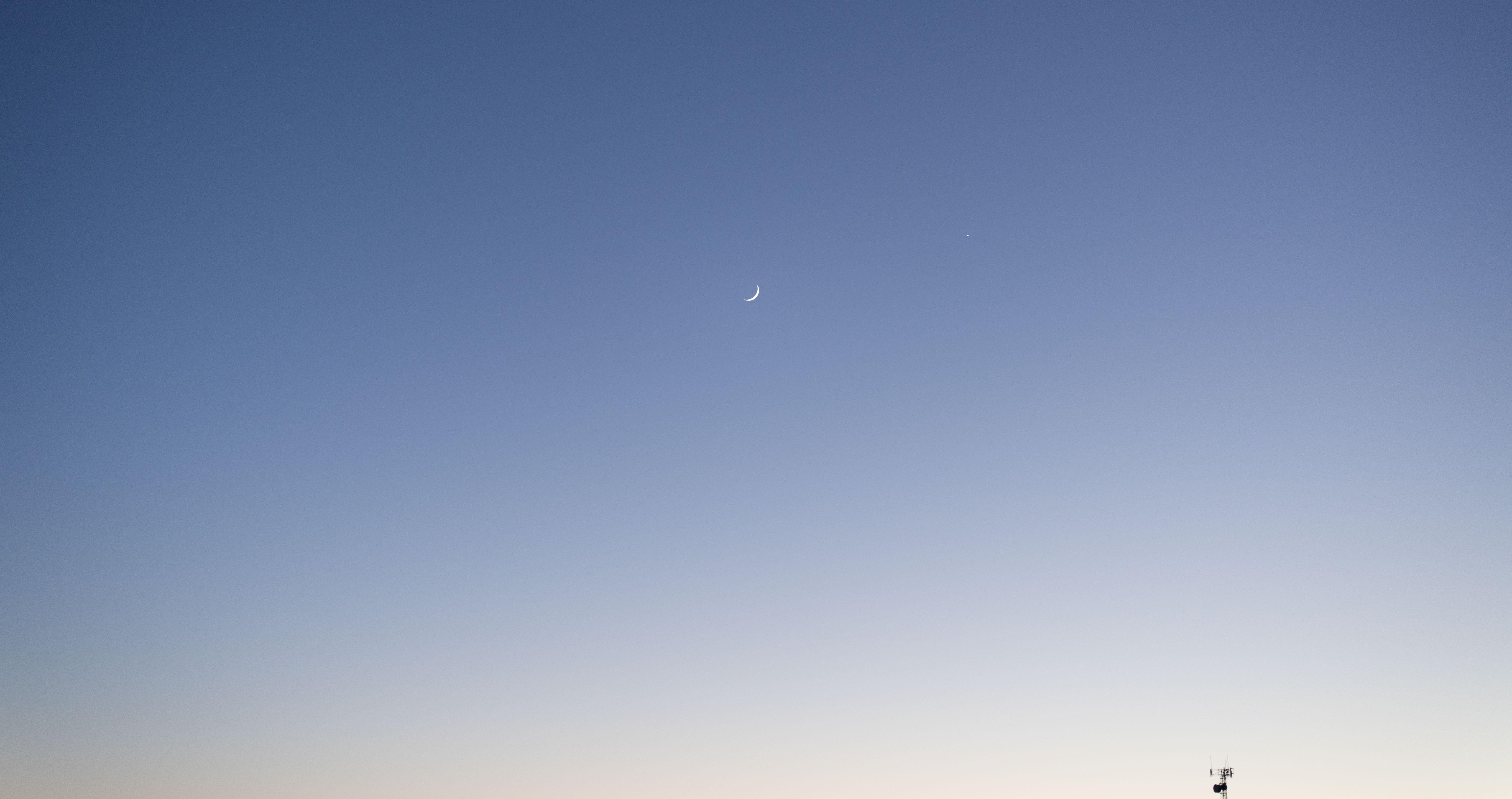 moon vs venus