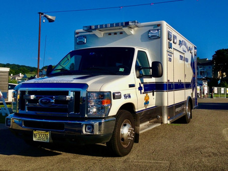 ATLANTIC HIGHLANDS FIRST AID & SAFETY SQUAD RAMPS UP PREPARATIONS IN RESPONSE TO COVID-19 SPREA