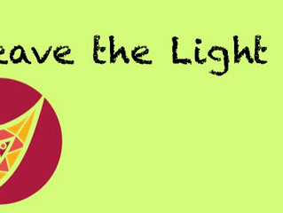 Bravo! Leave the light on!
