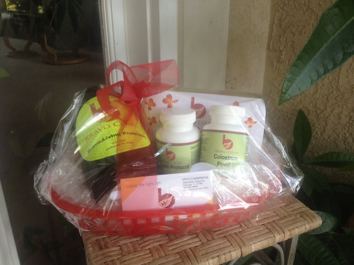 Bravo Gift Basket