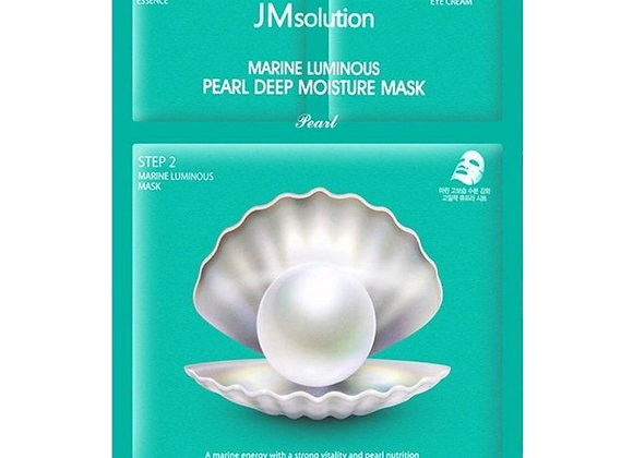 JMsolution Marine Luminous Black Pearl Balancing Mask 30mlx10ea
